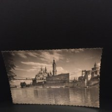 Postales: POSTAL DE ZARAGOZA. Lote 207131068