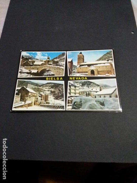 POSTAL DE BIELSA -- BONITAS VISTAS- LA DE LA FOTO VER TODAS MIS POSTALES (Postales - España - Aragón Moderna (desde 1.940))