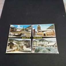 Postales: POSTAL DE BIELSA -- BONITAS VISTAS- LA DE LA FOTO VER TODAS MIS POSTALES. Lote 207185677