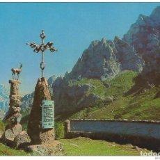 Postales: == C603 - POSTAL - MIRADOR DEL TOMBO - EN CORDIÑANES - VALDEÓN. Lote 207253213