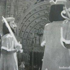 Postales: LOS GIGANTES EN LA PLAZA DE LA CATEDRAL-PEG EDICIONES-11-POSTAL ANTIGUA-(71.503). Lote 208313926