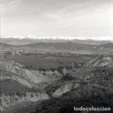 Postales: NEGATIVO ESPAÑA HUESCA PUERTO SANTA BÁRBARA 1973 KODAK 55MM NEGATIVE GRAN FORMATO SPAIN PHOTO FOTO. Lote 208462135