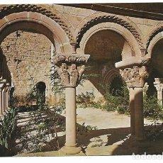 Postales: SAN JUAN DE LA PEÑA (HUESCA) - CIRCULADA 1969. Lote 11846284
