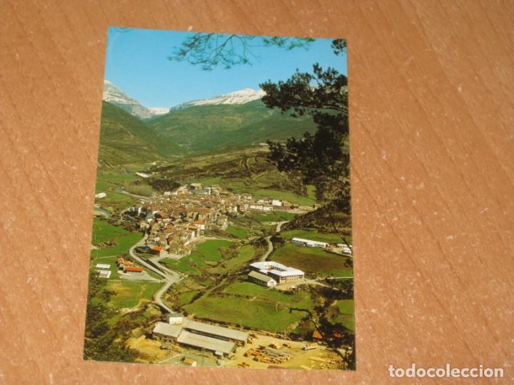 POSTAL DE ANSO (Postales - España - Aragón Moderna (desde 1.940))