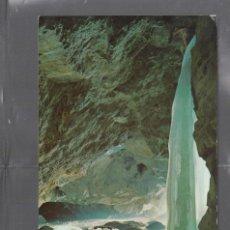 Cartes Postales: Nº 61. PARQUE NACIONAL DE ORDESA. GRUTA HELADA DE CASTERET. ENTRADA. Lote 210138091