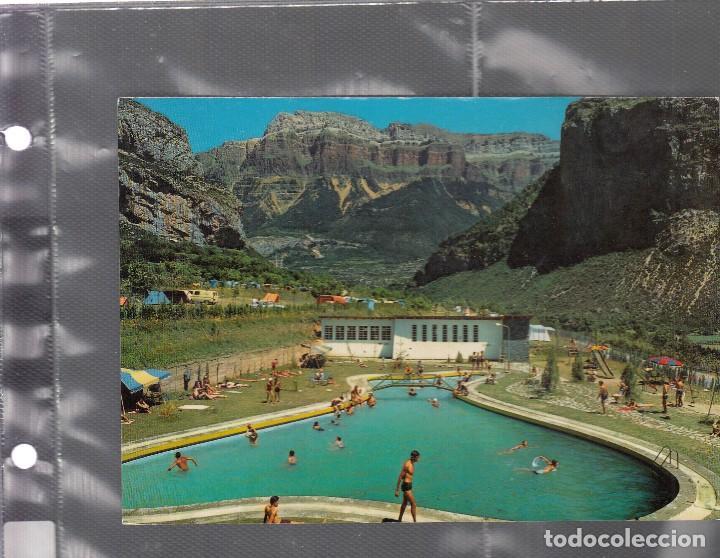 3.- TORLA. CAMPING DE ORDESA 1ª CATEGORÍA (Postales - España - Aragón Moderna (desde 1.940))