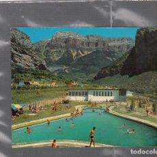 Postales: 3.- TORLA. CAMPING DE ORDESA 1ª CATEGORÍA. Lote 210138932
