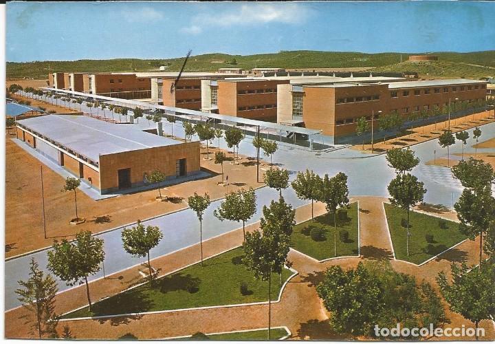 [POSTAL] VISTA PANORÁMICA. C.I.R. Nº 10 ZARAGOZA (CIRCULADA) (Postales - España - Aragón Moderna (desde 1.940))
