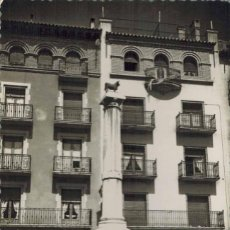 Postales: TERUEL. FUENTE DE EL TORICO, Nº 25. FOTOGRÁFICA ED. POSTALES VICTORIA. FOTO SICILIA. MANUSCRITA 1953. Lote 210527617