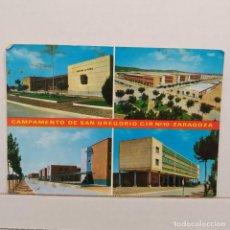 Postales: ZARAGOZA, C.I.R. Nº 19, 20 EDICIONES ARRIBAS. Lote 210592905