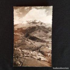 Postales: ANTIGUA POSTAL SAQUES - VALLE TENA - VISTA PANORAMICA - NUM 2 - ED SICILIA. Lote 210604478