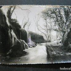 Postales: ALHAMA ARAGON-MONASTERIO DE PIEDRA-VISTA PARCIAL-ARCHIVO ROISIN-FOTOGRAFICA-POSTAL ANTIGUA-(72.453). Lote 210606676