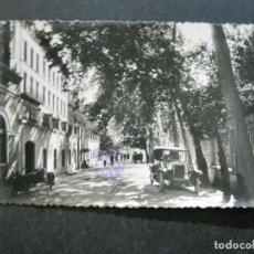 Postales: ALHAMA DE ARAGON-HOTEL TERMAS PALLARES-ARCHIVO ROISIN-FOTOGRAFICA-POSTAL ANTIGUA-(72.457). Lote 210606845