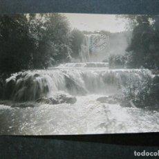 Postales: ALHAMA DE ARAGON-MONASTERIO DE PIEDRA-NIÑA-ARCHIVO ROISIN-FOTOGRAFICA-POSTAL ANTIGUA-(72.459). Lote 210607052