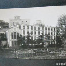 Postales: ALHAMA DE ARAGON-HOTEL GRAN CASCADA-ARCHIVO ROISIN-FOTOGRAFICA-POSTAL ANTIGUA-(72.468). Lote 210610217