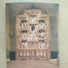 Postales: POSTAL HUESCA, TORRECIUDAD, SANTUARIO. Lote 210657606