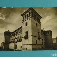 Postales: POSTAL CASTILLO DE LOS CALATRAVOS. ALCAÑIZ. EDICIONES SICILIA. Lote 210699125