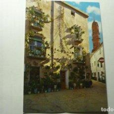 Postales: POSTAL ARIÑO - FACHADA TIPICA -REPLACETA. Lote 210706111