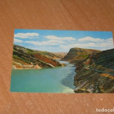 Postales: POSTAL DE PANTANO DE LA TRANQUERA. Lote 210760121