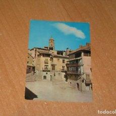 Postales: POSTAL DE ALBARRACIN. Lote 210760335