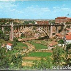 Postales: TERUEL - 45 VIADUCTO DE CALVO SOTELO. Lote 210766509