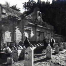 Postales: POSTAL DE DAROCA (ZARAGOZA) FUENTE DE LOS 20 AÑOS SIN CIRCULAR PERO ADQUIRIDA EN 1955. Lote 210786094