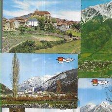 Postales: 90 POSTALES * HUESCA Y PROVINCIA * ( LOTE 433). Lote 210953231