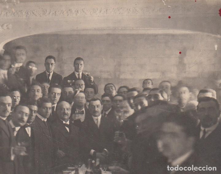 """Postales: POSTAL FOTOGRAFICA DE BARBASTRO - HUESCA- """"SOCIEDAD LA PEÑA"""" PRINCIPIOS DE SIGLO ---EXCELENTE----- - Foto 3 - 211276557"""