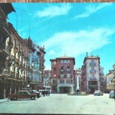 Postales: TERUEL - PLAZA DEL TORICO. Lote 211451909