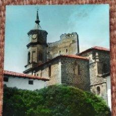 Postales: ALCALA DE LA SELVA - TERUEL - PLAZA DE LA FUENTE - ED.: HOTEL LA VEGA. Lote 211452021