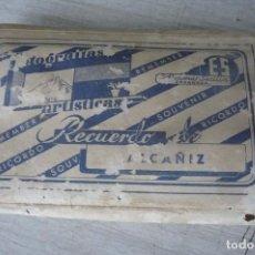 Postales: ALCAÑIZ ACORDEON CON 10 POSTALES. Lote 211462161