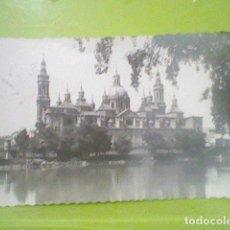 Postales: PILAR ZARAGOZA ED ARRIBAS 50´S CIRCULADA Nº 81. Lote 211568331