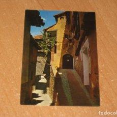 Postales: POSTAL DE ALBARRACIN. Lote 211583236