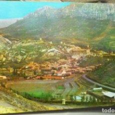 Postales: POSTAL MONTALBAN- GENERAL Y CAMPO INT.TRABAJO. Lote 211618552