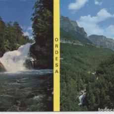 Postales: Nº 51-PARQUE NACIONAL DE ORDESA. PIRINEO ARAGONÉS. SIN CIRCULAR. ED. EDICIONES SICILIA.. Lote 211757851