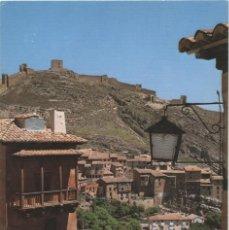 Postales: Nº 51-ALBARRACÍN. TERUEL. CONJUNTO HISTÓRICO ARTÍSTICO. SIN CIRCULAR. ED. EDICIONES SICILIA. Lote 211759846