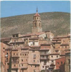 Postales: Nº 36-ALBARRACÍN. TERUEL. CIUDAD HISTORIAL Y MONUMENTAL. SIN CIRCULAR. ED. EDICIONES SICILILA. Lote 211760412