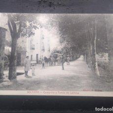 Postales: BOLTAÑA. COMERCIO Y FONDA DE LARROSA.. SIN CIRCULAR. CLICHÉ M ARRIBAS.. Lote 211951002