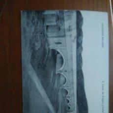 Cartes Postales: COLECCIÓN SALCEDO. CANAL DE ARAGÓN Y CATALUÑA. 4 SIFÓN DEL SOSA. FOT LACOSTE.. Lote 212095798