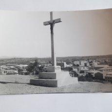 Postales: FOTO POSTAL BARBASTRO TERRERO Y VISTA GENERAL DE EDICIONES PARIS J. M. ZARAGOZA SIN CIRCULAR.. Lote 212659618