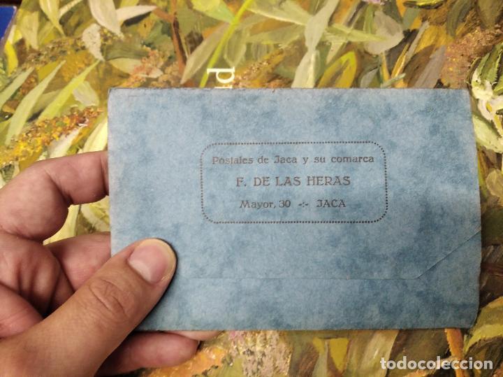 Postales: RECUERDO DE JACA . 10 VISTAS. EDICIÓN F. DE LAS HERAS . POSTALES D EJACA Y SU COMARCA . ARAGÓN - Foto 6 - 213672425