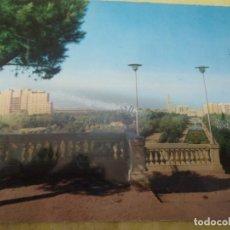 Postais: ZARAGOZA - PARQUE PRIMO DE RIVERA. Lote 213981062