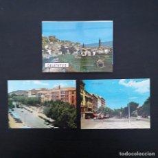 Cartes Postales: 2 POSTALES + LIBRITO CALATAYUD AÑOS 60 -70 P316. Lote 214300183