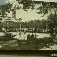 Postales: POSTAL CALATAYUD . PL.GENERALISIMOM CIRCULADA CM. Lote 214341933