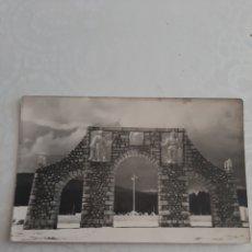 Postales: SORIA CAMPAMENTO FRANCISCO FRANCO CAVALEDA FOTO POVEDA. Lote 215256405