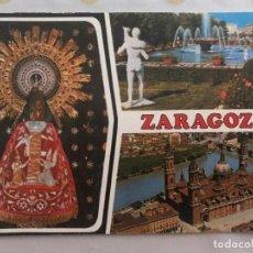 Postales: POSTAL ZARAGOZA EL PILAR - C. JOSAN Nº 129. Lote 215850545