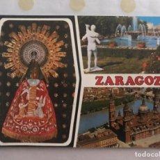 Postales: POSTAL ZARAGOZA EL PILAR - C. JOSAN Nº 129.. Lote 215850565