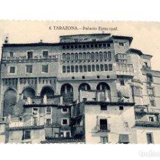 Postales: TARAZONA.(ZARAGOZA).- PALACIO EPISCOPAL.. Lote 216818287