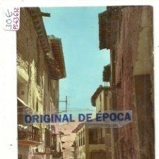 Postales: (PS-63632)POSTAL DE CAPELLA(HUESCA)-CALLE LAS HERAS. Lote 217268647