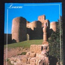 Postales: POSTAL CASTILLO DE LOARRE - BERKA Nº 10. Lote 217284151
